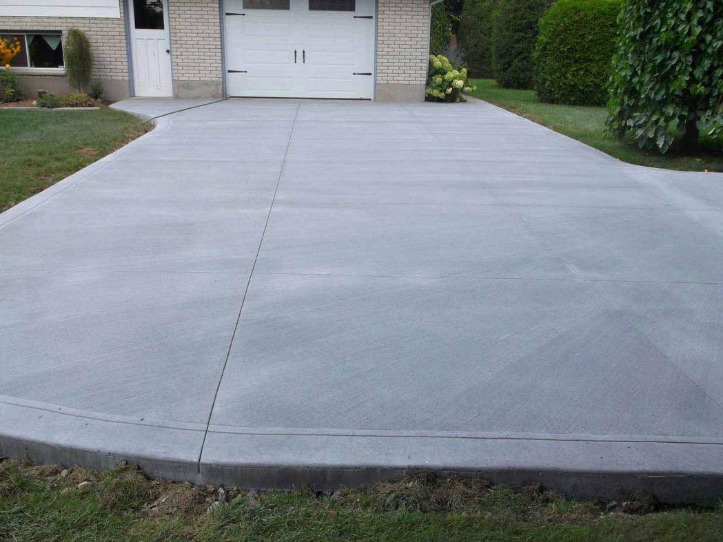 Plain Concrete 1